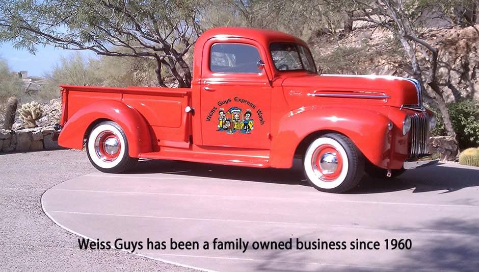 Weiss Guys has been a family owned business since 1960